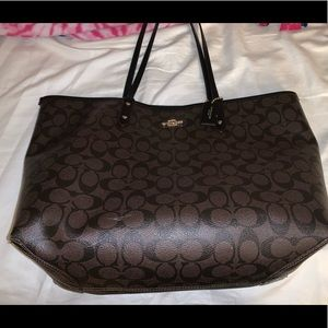 Coach travel bag / purse